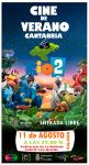 cartel cine de verano 2015 11agosto