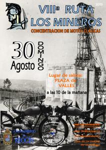 CARTEL LOS MINEROS 2015