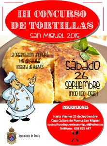 Concurso Tortillas