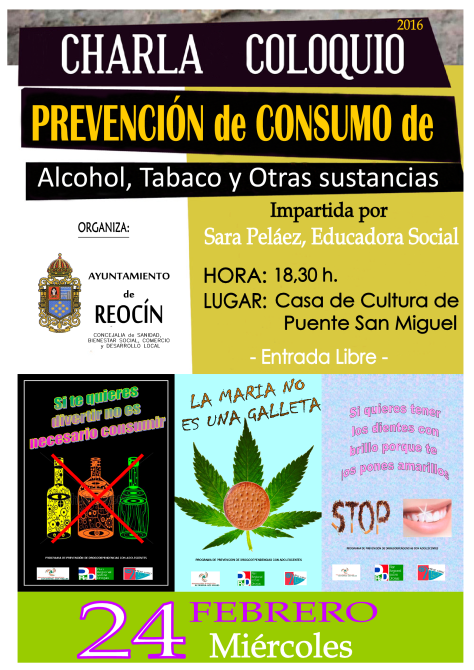 cartel 2 charla prevencion