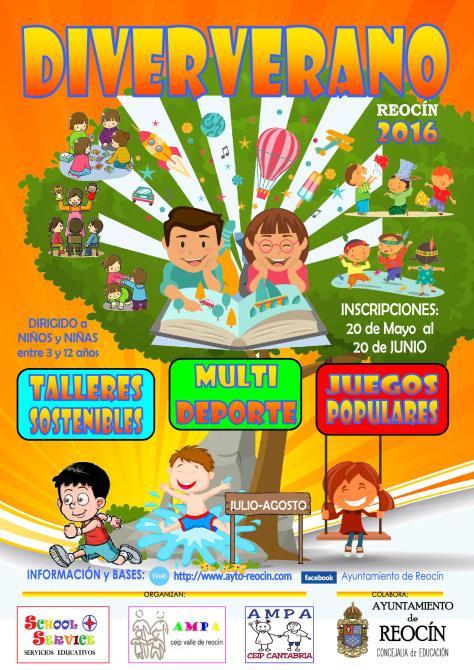 cartel ludoteca 2016