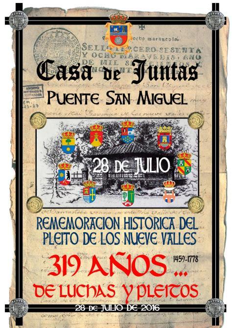 CARTEL DEL 28 DE JULIO
