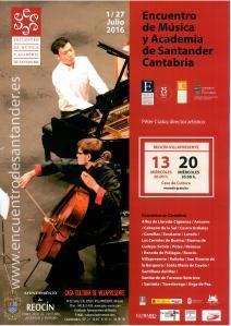 CARTEL ENCUENTRO DE MUSICA Y ACADEMIA 2016