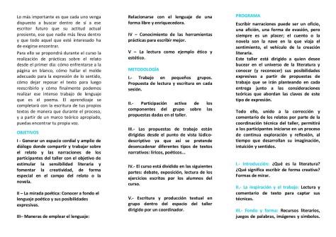 triptico-taller-escritura20162