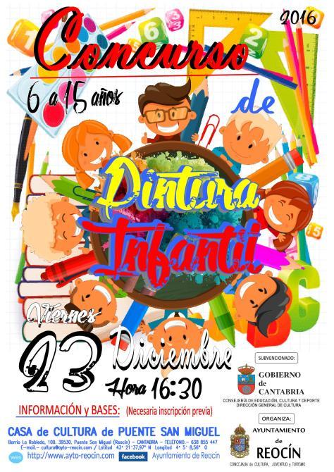 cartel-concurso-pintura-infantil2016