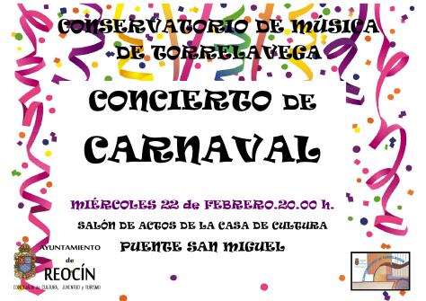 cartel-concierto-de-carnaval-conservatorio-torrelavega