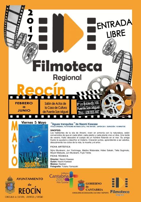 proyeccion filmoteca de reocin 5 de mayo 2017