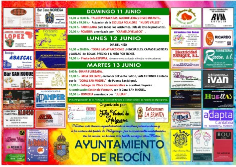 cartel fiestas san antonio 20172