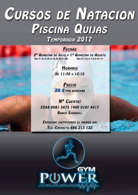 Piscina Quijas