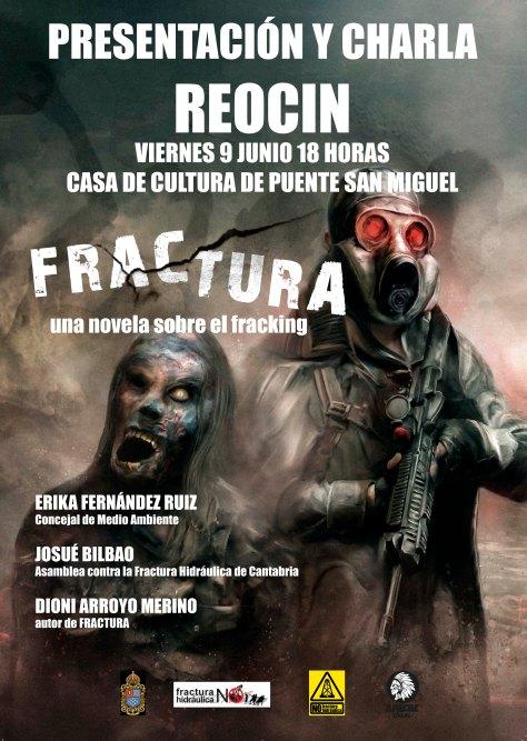 PRESENTACION-CHARLA FRACTURA NVOELA SOBREELFRACKING9JUNIO2017