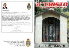 El Cristo 2017 programa EXTERIOR