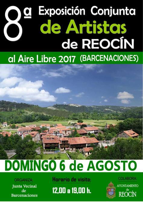 expo conjunta artistas locales 2017 barcenaciones3