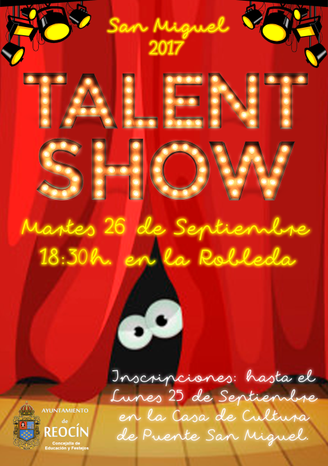 cartel talent show
