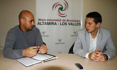 Francisco Cañizares y Mario Iglesias - Proyecto PAIF