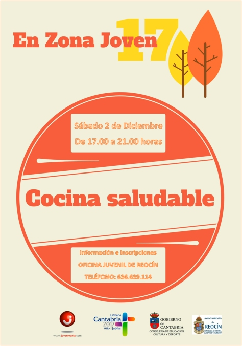 TALLER DE COCINA SALUDABLE REOCÍN