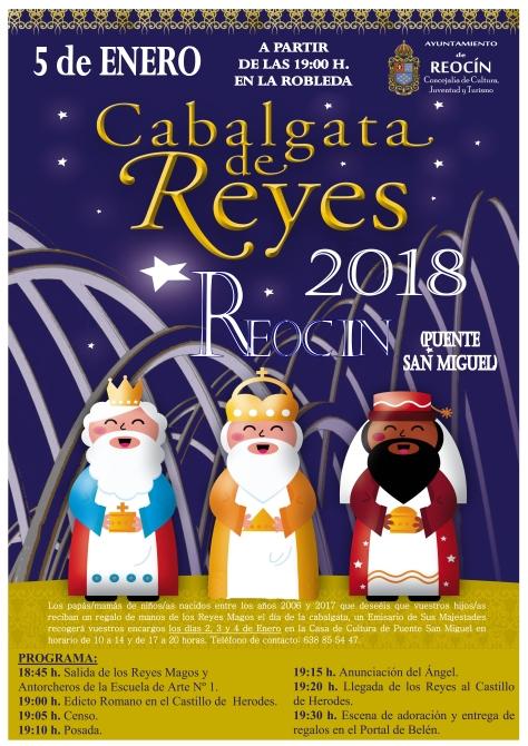 CARTEL CABALGATA 2018_001