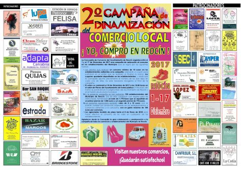 cartel comercio local 2017