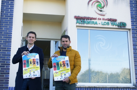 Mario Iglesias y Eduardo Zunzunegui - Campus Multideporte