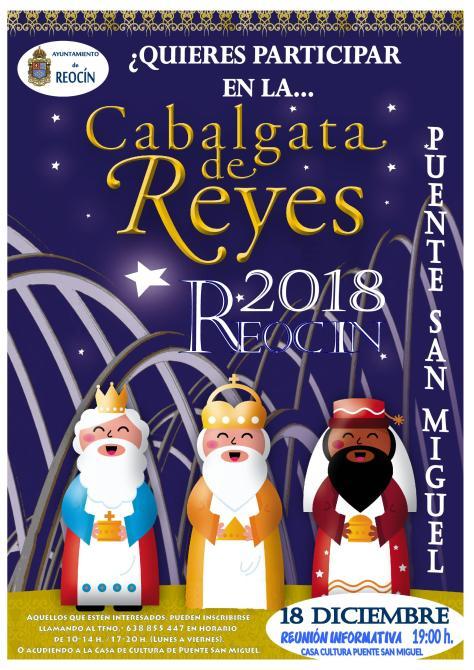 CARTEL CABALGATA18 INFORMACION