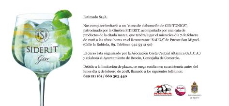 Tarjeton entrega CURSO DE ELABORACIÓN DE GIN TONICS-2