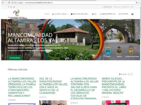 web nueva