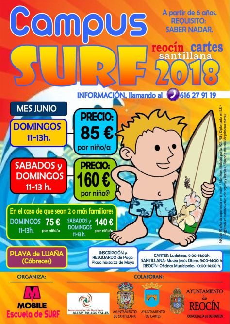 cartel campus de surf 2018