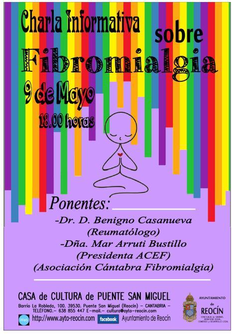 CARTEL FIBROMIALGIA