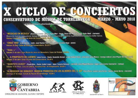 CONCIERTO CONSERVATORIO TVGA 19 MAYO 18