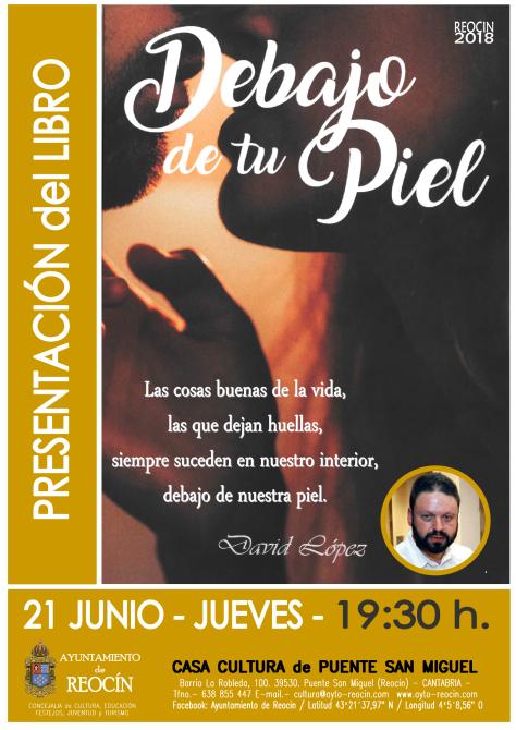 CARTEL PRESENTACION LIBRO DE POESIA