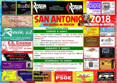 CARTEL SAN ANTONIO 2018 1