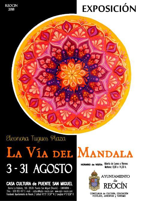 expo la via del mandala2 3-31agosto18