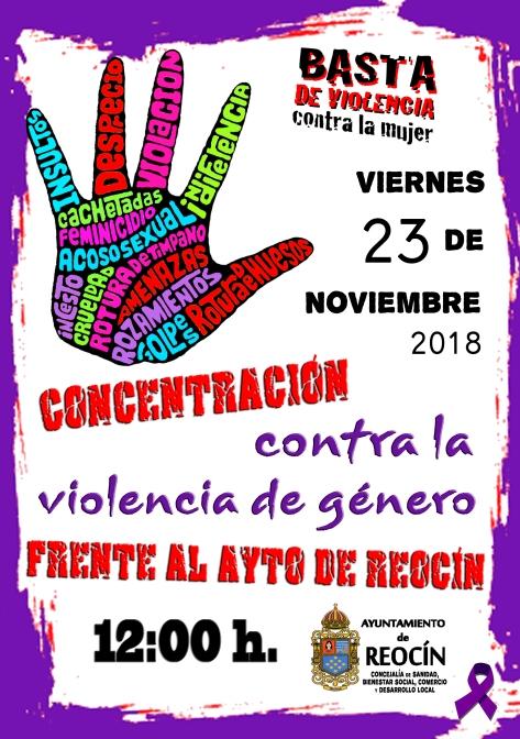 cartel violencia genero 2018