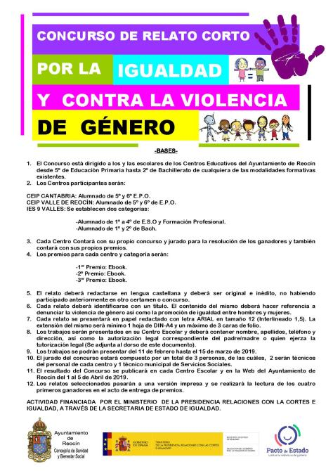 CARTEL CONCURSO RELATOS