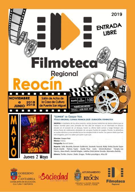 proyeccion film 2 de mayo 2019