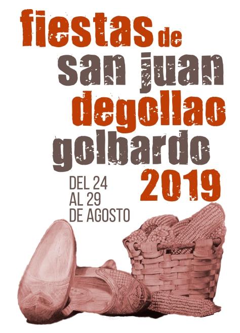 PORTADA Fiestas Golbardo 2019