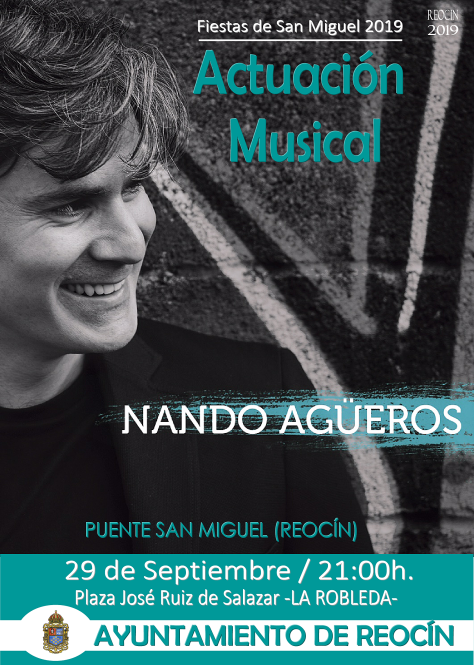 CARTEL NANDO AGUEROS 29SEPT2019