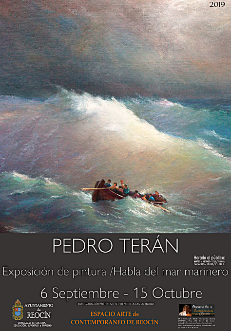 PEDRO TERAN 6SEP-15OCT 2019