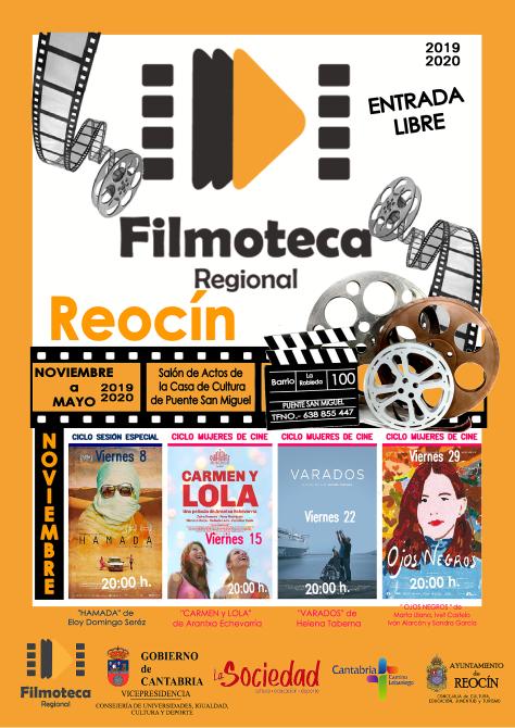 CARTEL NUEVO FINAL FILMOTECA REGIONAL 2019-2020